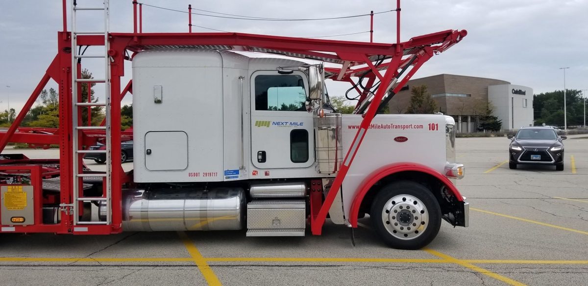 Enclosed Auto Transport, Enclosed car shipping, car moving service | Next Mile Auto Transport