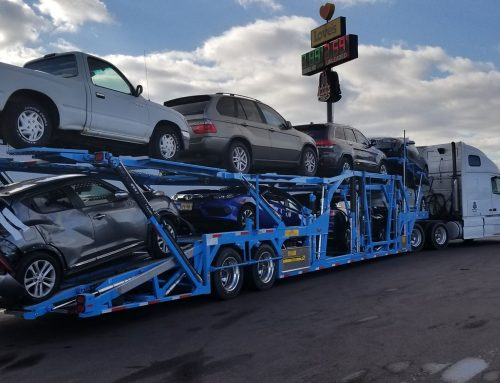 What's Car Transporting?