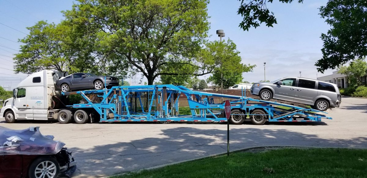 Open Auto Transport, enclosed car shipping | Next Mile Auto Transport