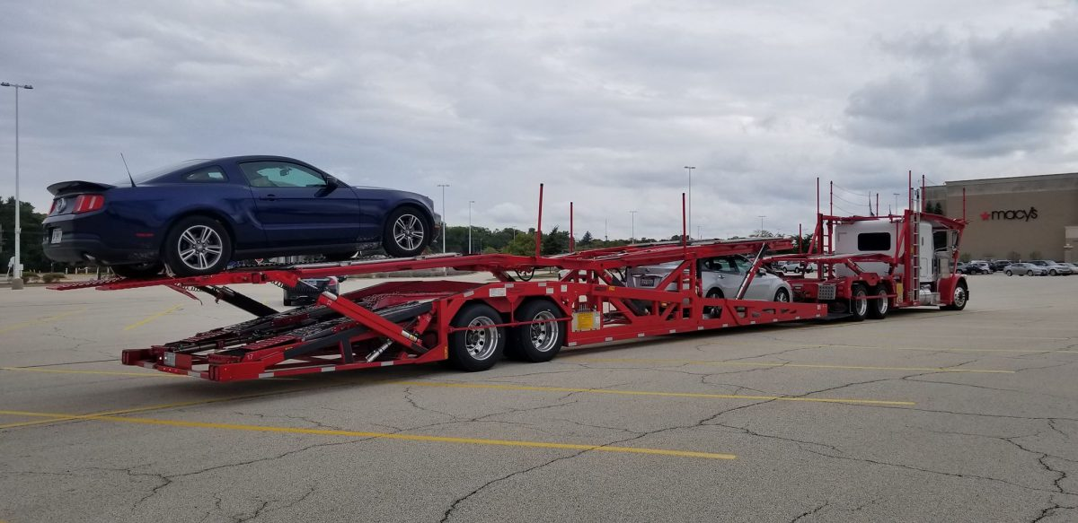 open auto transport, enclosed auto transport, car shipping calculator | Next Mile Auto Transport