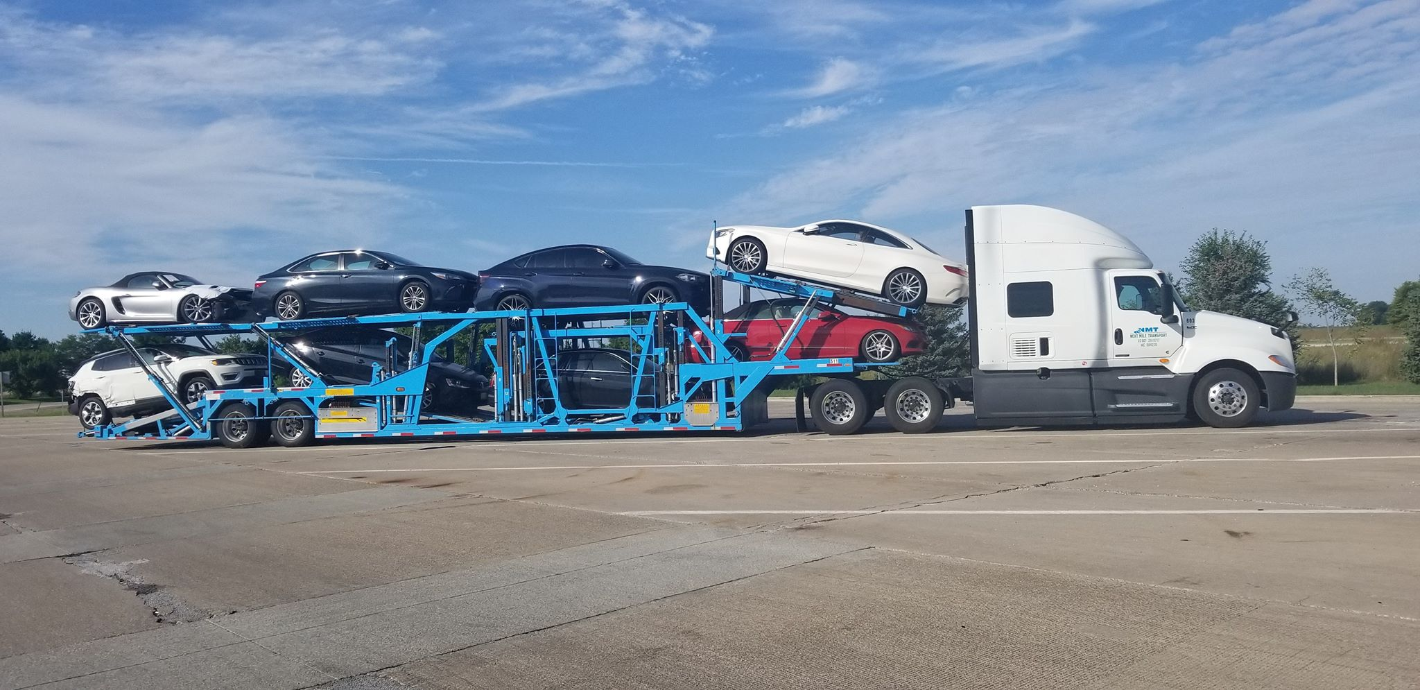 The 9 Main Elements That Determine Car Transport Quote Expense | Next Mile Auto Transport Inc