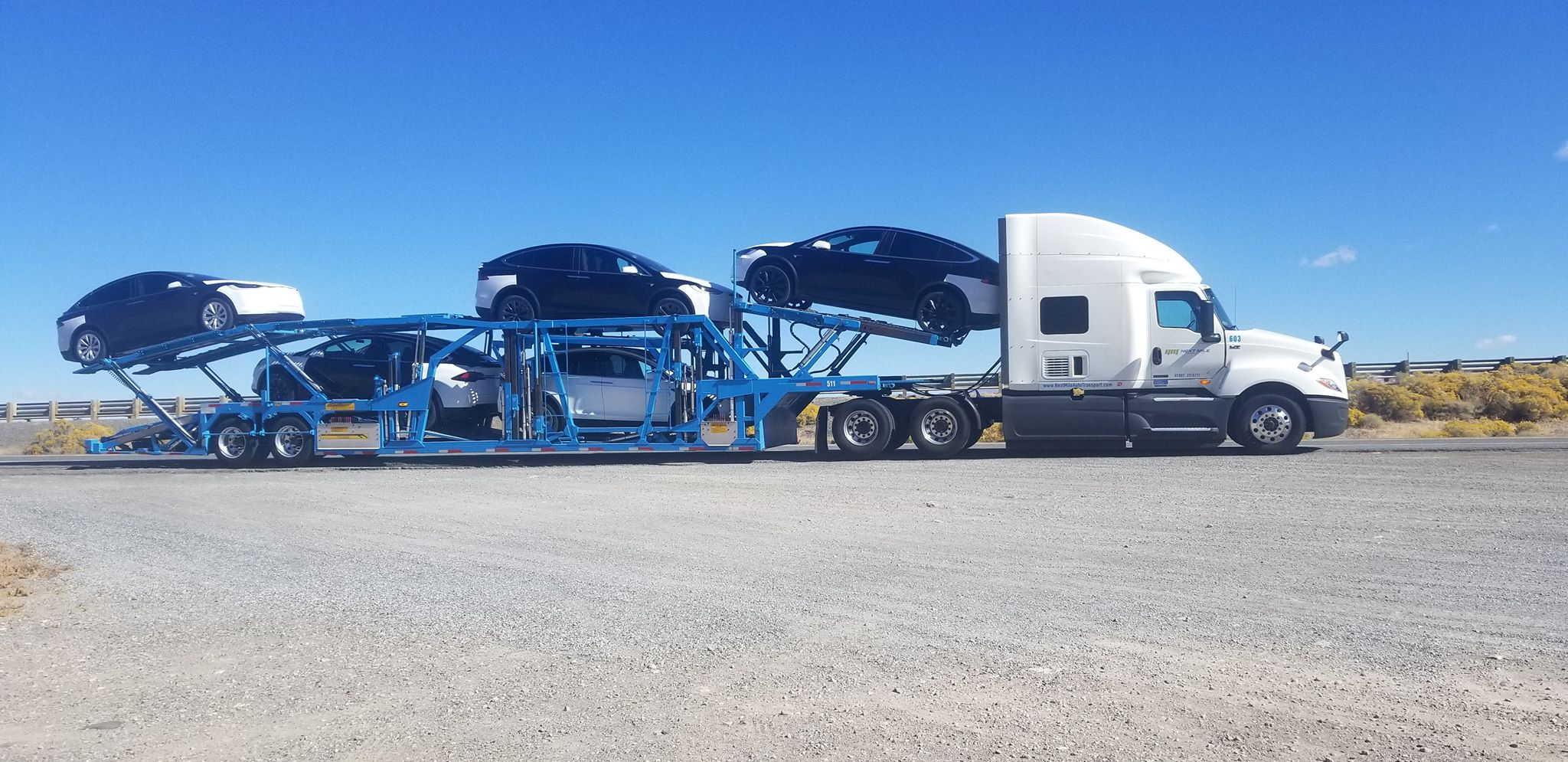 Vehicle Shipping Quote | Next Mile Auto Transport Inc