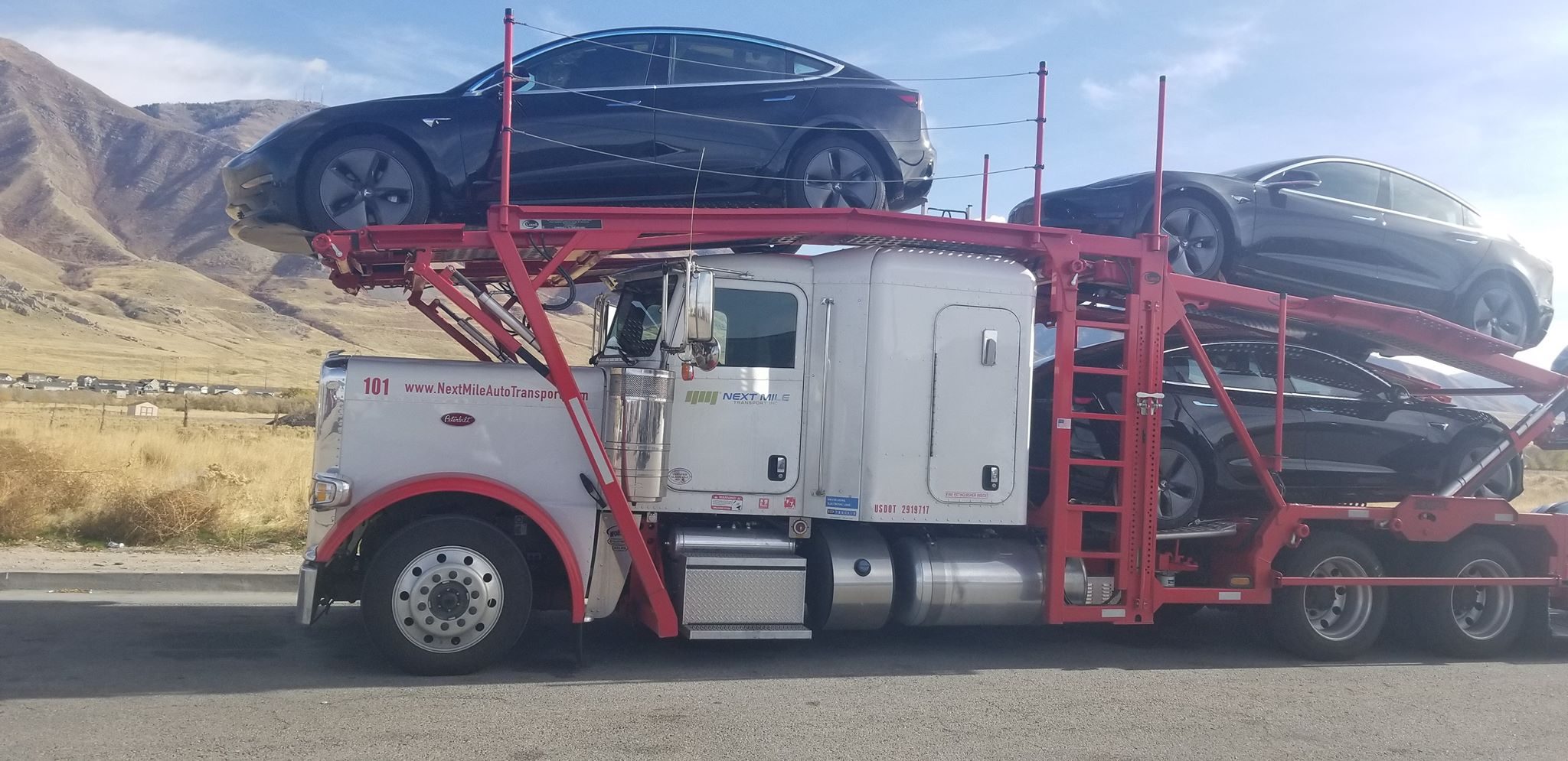 How to Ship a Car to Another State. Costs and Conditions | Next Mile Auto Transport Inc